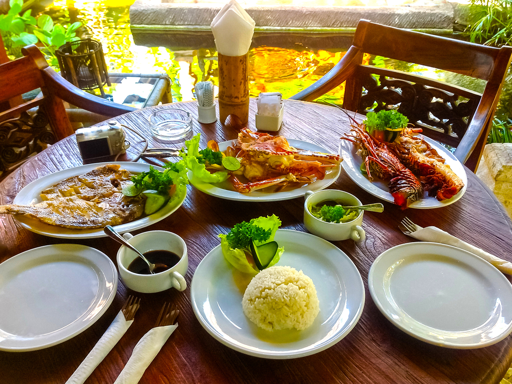 Dining Guide Seychelles
