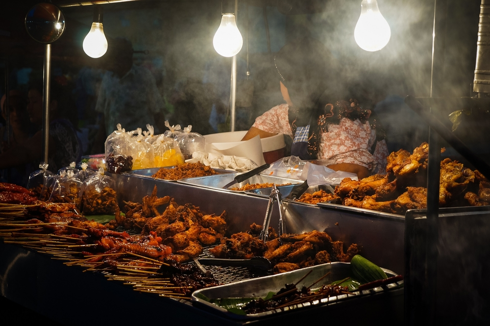 Street food - Dining Guide