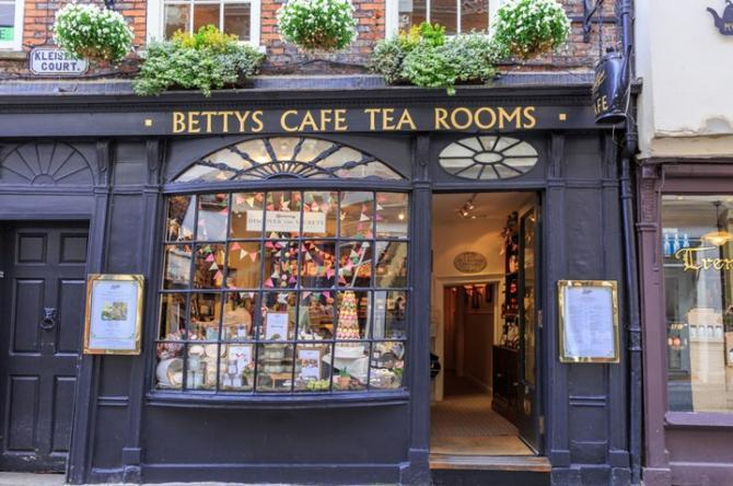 Where to Eat in York