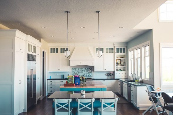 5 Design Tips For Remodeling Your Kitchen